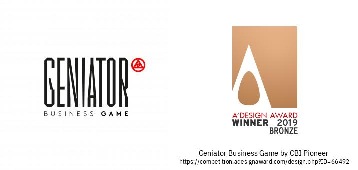Geniator Award